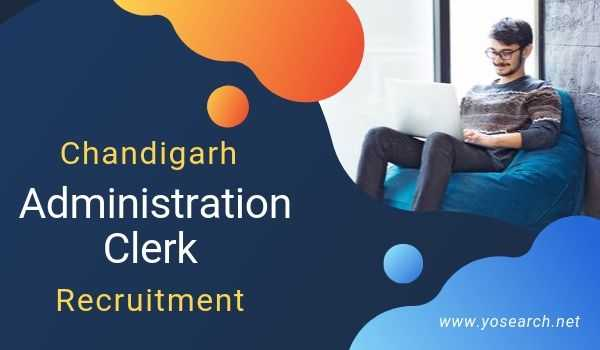 chandigarh administration clerk recruitment 2019
