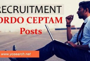 DRDO CEPTAM Recruitment