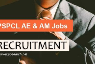 PSPCL AE & AM Recruitment