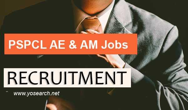 PSPCL AE & AM Recruitment