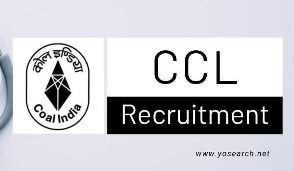 CCL Ranchi Recruitment