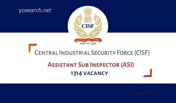 csif asi recruitment