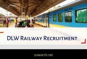 dlw railway recruitment
