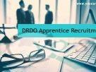 drdo apprentice recruitment 2021
