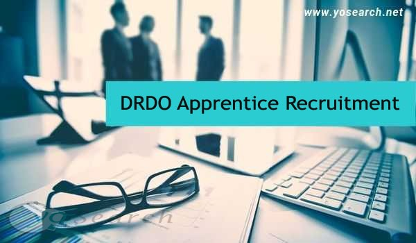drdo apprentice recruitment 2021