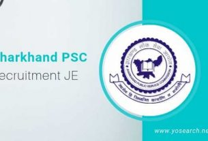 JPSC Assistant Engineer Recruitment