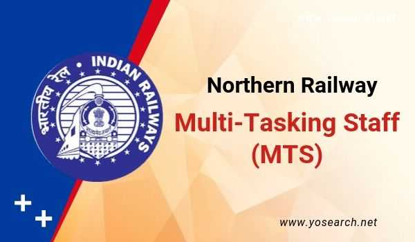 Northern Railway MTS Recruitment