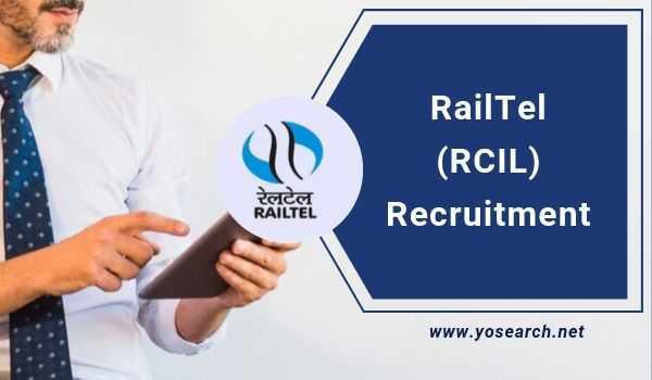 RailTel Recruitment