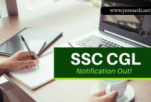 SSC CGL - SSC Combined Graduate Level Exam