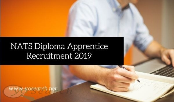 NATS Diploma Apprentice Recruitment 2019