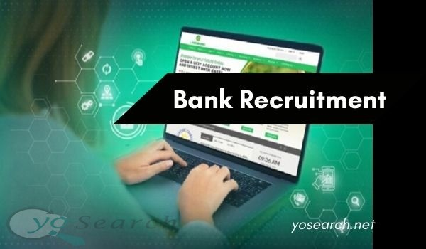 bank recruitment