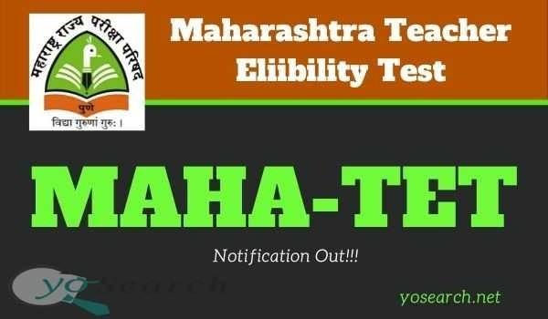 Maharashtra TET Exam