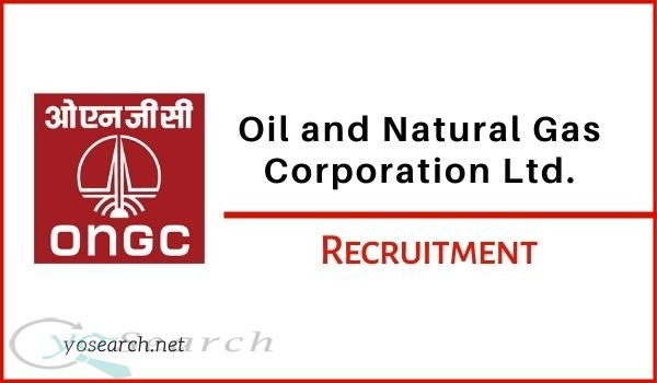 ongc recruitment