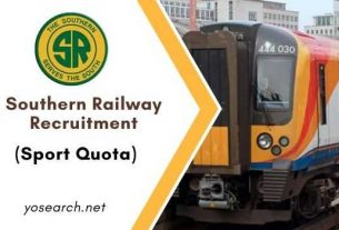 South Western Railway Sports Quota Recruitment