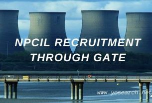 NPCIL Executive Trainee Recruitment