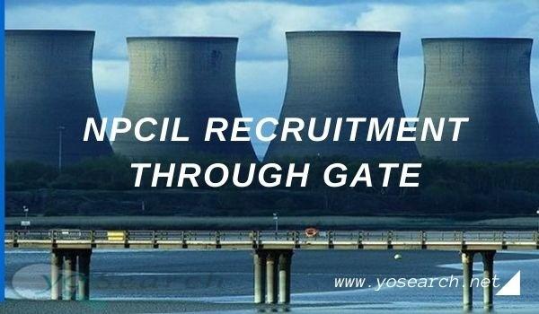 NPCIL Executive Trainee Recruitment