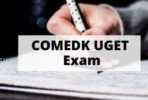 comedk uget exam