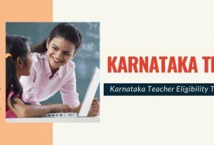 karnataka tet - Karnataka Teachers Eligibility Test