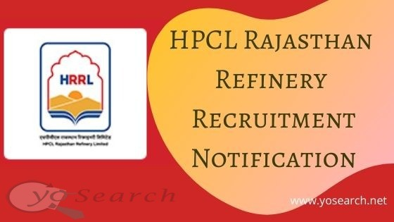 HPCL Rajasthan Refinery Recruitment