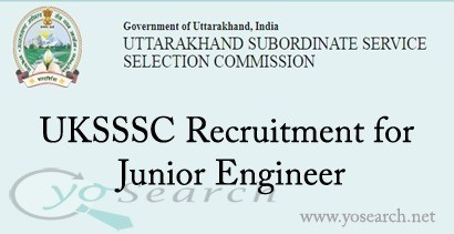 uksssc je recruitment