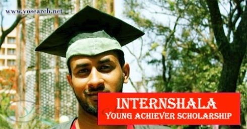 internshala training young achiever scholarship