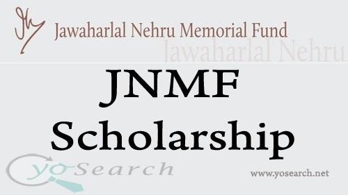 Jawaharlal Nehru Scholarship