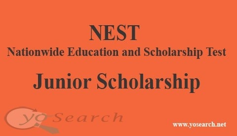 nest junior scholarship