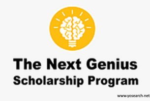Next Genius Scholarship