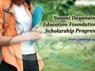 Swami Dayanand Scholarship