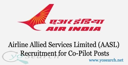 aasl co-pilot recruitment