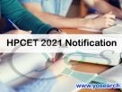 hpcet 2021 notification