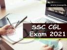 ssc cgl exam 2021