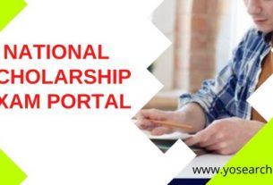 national scholarship exam portal