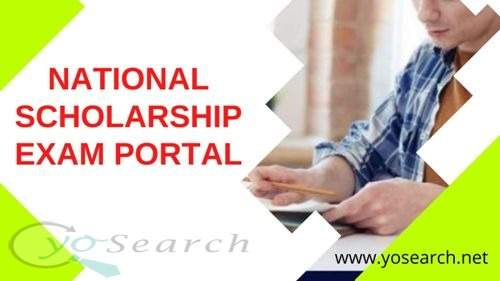 national scholarship exam portal