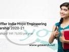 schaeffler india hope engineering scholarship