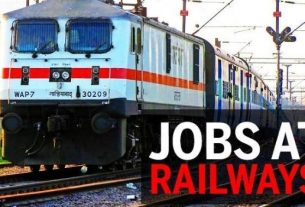 railway recruitent
