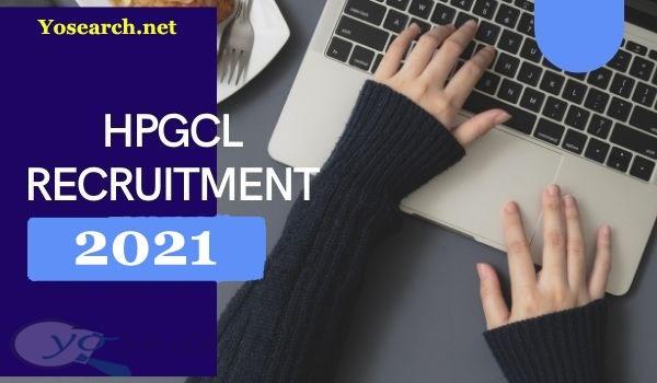 HPGCL Recruitment 2021