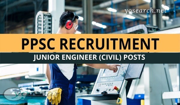 PPSC JE Recruitment 2021