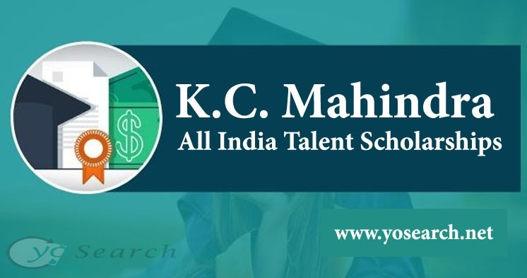 Mahindra All India Talent Scholarships