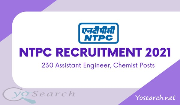 ntpc ae recruitment 2021