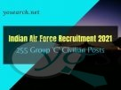 IAF Group C Recruitment 2021