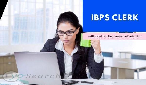 ibps clerk 2022 notification