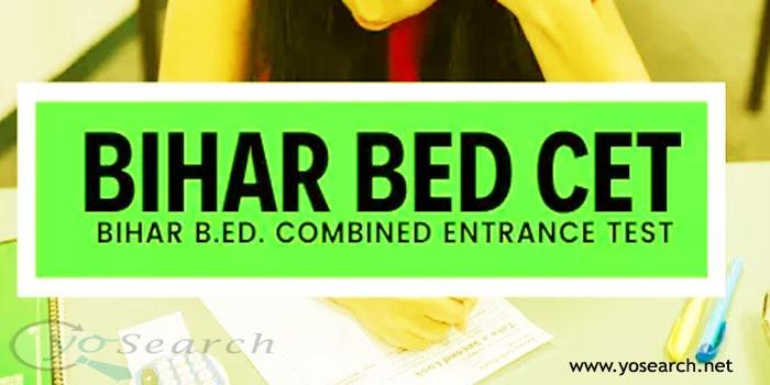 Bihar B.Ed. Combined Entrance Test 2021