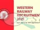 RRC Western Railway Apprentice Recruitment