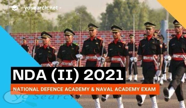 NDA 2 Exam 2021