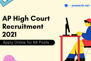 ap high court civil judge recruitment 2021
