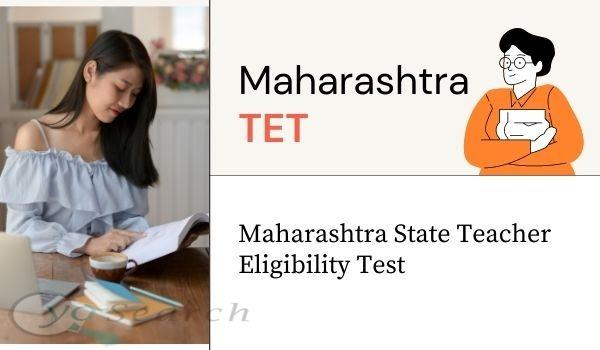 Maharashtra TET 2021 Recruitment Notification