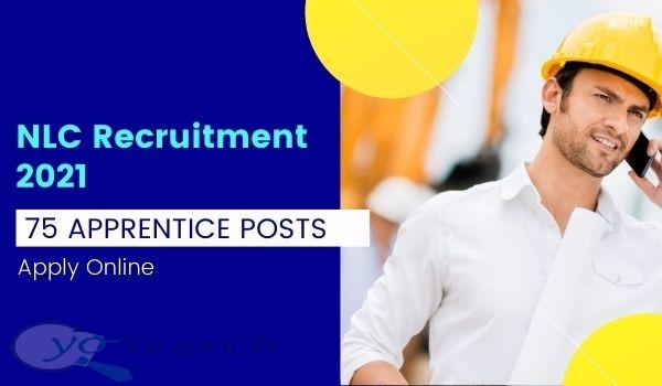NLC Apprentice Recruitment 2021