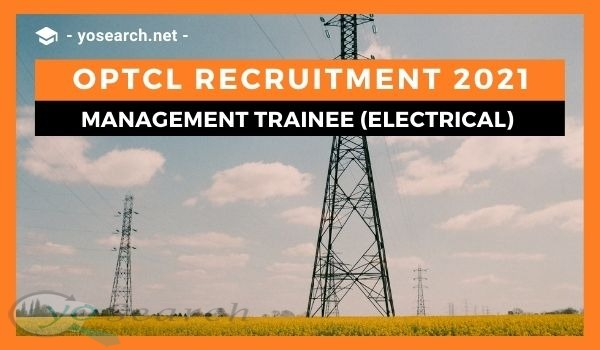 OPTCL MT Recruitment 2021