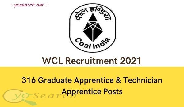 wcl apprentice recruitment 2021